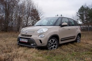 Fiat 500L Trekking 1,6 Multijet S&S - test