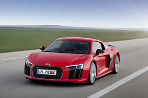 Nowe Audi R8 (2015) wjeżdża na polski rynek - znamy ceny niemieckiego sportowca