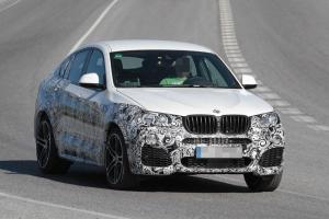BMW X4 M40i zostanie zaprezentowane w Detroit