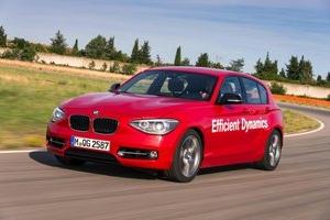 BMW Serii 1 z bezpośrednim wtryskiem wody oficjalnie przedstawione