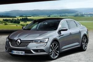 Renault Talisman 2016 oficjalnie