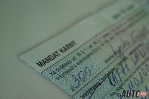 Mandaty jednak będą płacić kierujący, a nie właściciele pojazdów