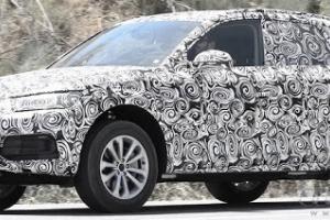 SpyShots: Audi Q5