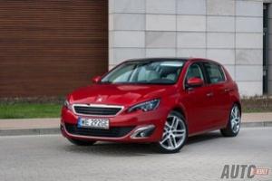 Peugeot 308 1,6 THP Allure - test