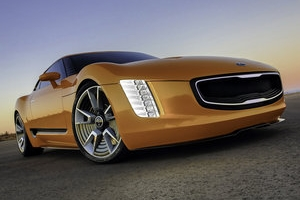 Kia zbuduje produkcyjny samochód sportowy przed końcem dekady
