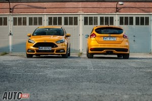 Nowy Ford Focus ST 2.0 EcoBoost - test, opinia, spalanie, cena
