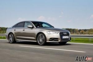 Audi A6 limousine 3.0 TDI quattro S line - galeria testowa