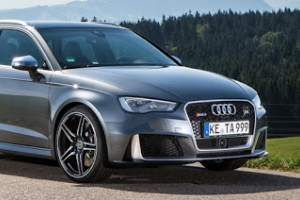 Tuning: Audi RS3 od ABT