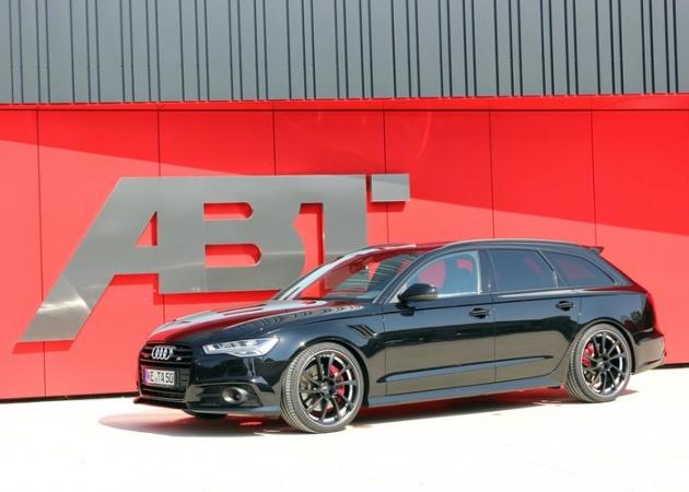 ABT Sportsline gotowy na klientów nowego Audi A6