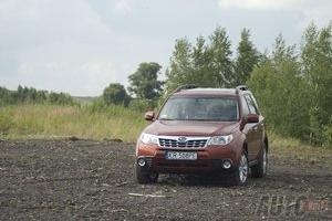 Używane Subaru Forester III – awarie i problemy