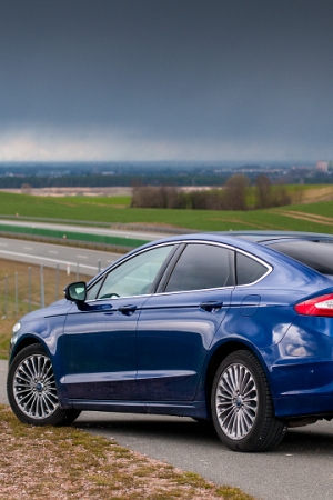 Nowy Ford Mondeo 1,5 l 160 KM EcoBoost [test]