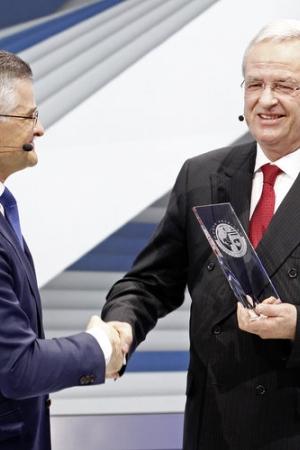 Martin Winterkorn rezygnuje ze stanowiska prezesa grupy Volkswagen AG [aktualizacja]