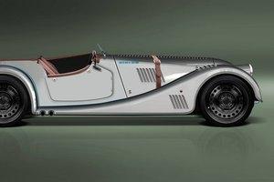 Wyjątkowy Morgan Plus 8 Speedster