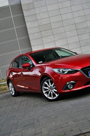 Mazda 3 2.0 SkyPassion