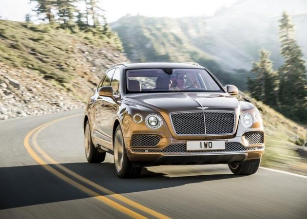 Bentley Bentayga z silnikiem TDI i e-turbo?