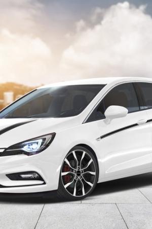 Irmscher Opel Astra K (2015) - pierwsze spojrzenie na usportowionego hatchbacka