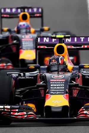 Red Bull Racing będzie korzystał z silników