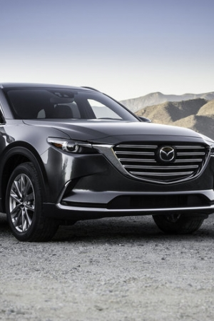 Nowa Mazda CX-9 pokazana w Los Angeles!