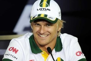 Heikki Kovalainen testerem Mercedesa?