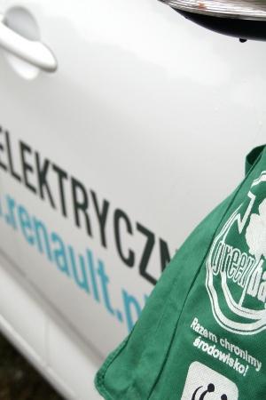 Test: Renault ZOE naładuj se z solara