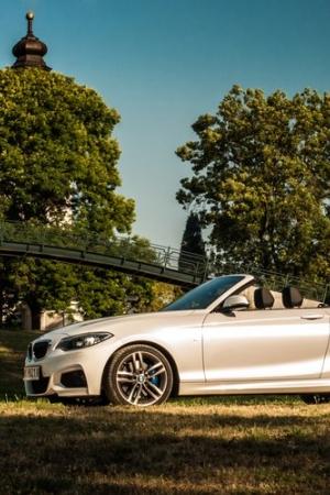 BMW 220i Cabrio - test, opinia, spalanie, cena