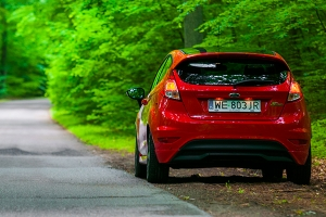 Ford Fiesta Red Edition [test]