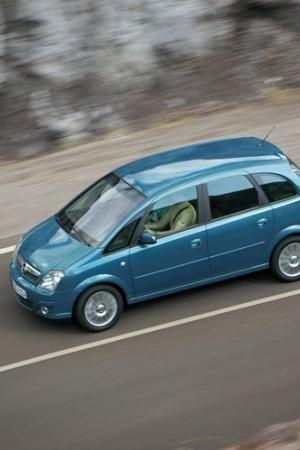 Używany Opel Meriva I [2003-2010] – poradnik kupującego