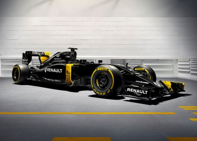 Renault pierwsze pokazało bolid Formuły 1 na sezon 2016