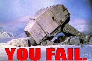 Dziękuje wszystkim trolom! (Star Wars VII)