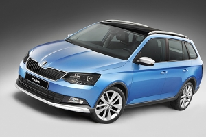 Skoda Octavia RS 4×4 pędzi do Genewy