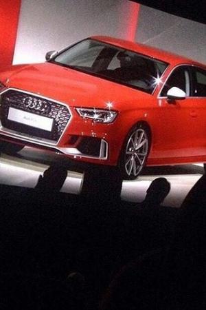 Audi RS3 - wygrać bitwę kompaktów