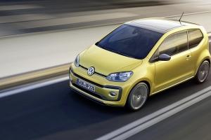 Volkswagen Up! (2016) - lifting!