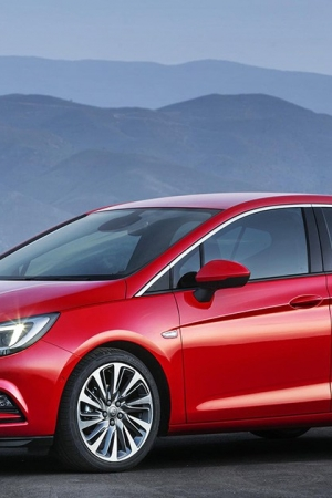 Opel Astra V – Car Of The Year 2016