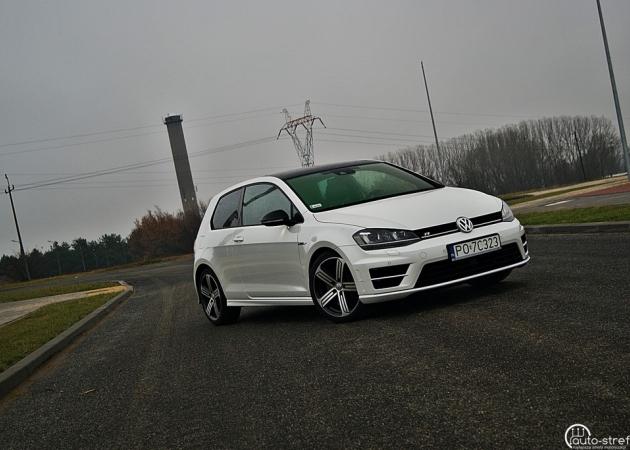 Volkswagen Golf R - rajdówka na życzenie