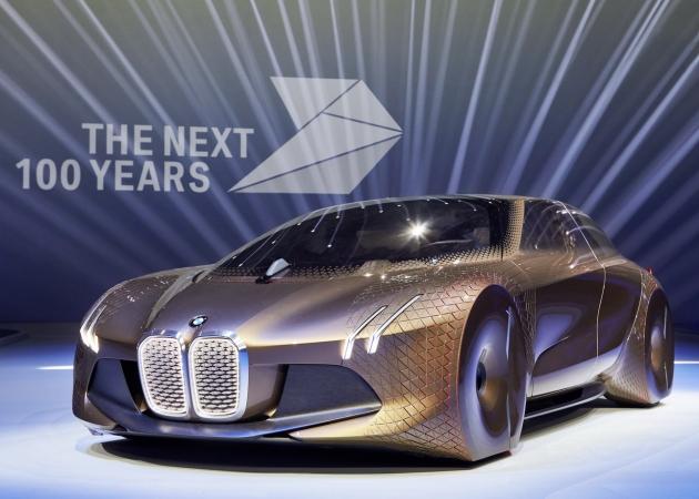 #59 Piątkowe Podsumowanie: BMW Next 100, sferyczne opony i rzeczywiste spalanie
