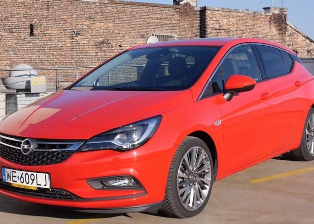 Opel Astra – bezwstydnie dobra