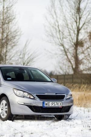 Peugeot 308 SW 1.6 BlueHDI 120 KM Active – test