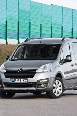 Citroën Berlingo Multispace XTR 1.6 HDI 100 - test, opinia, spalanie, cena