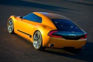 Kia na razie nie wyprodukuje sportowego auta