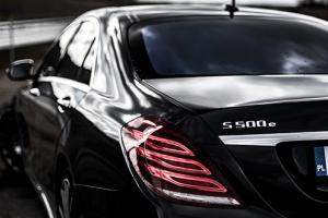 Mercedes S500e L Plug-in Hybrid [test]