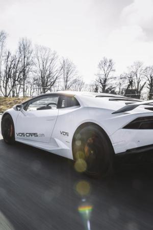 Lamborghini Huracán LP640-4 VOS – test, opinia, spalanie, cena