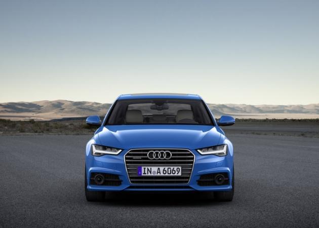 Audi A6 (2016) - znowu lifting?