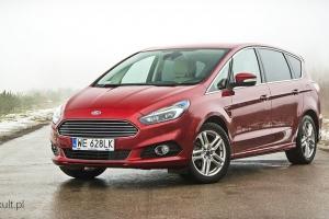 Ford S-Max 1.5 EcoBoost Titanium - test, opinia, spalanie, cena