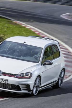 Volkswagen Golf GTI Clubsport S (2016) - nowy przednionapędowy król Nürburgringu