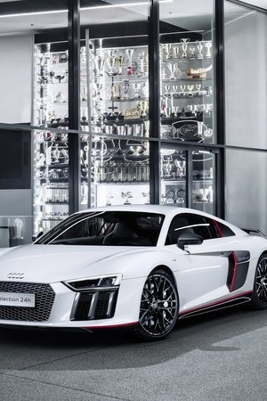 Audi R8 Coupé V10 plus selection 24h (2016)