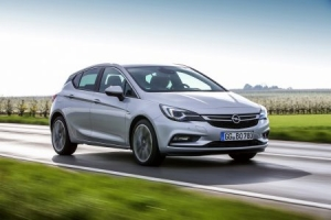 Do salonów wchodzi Opel Astra 1.6 BiTurbo diesel o mocy 160 KM