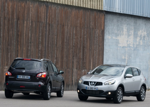 Używany Nissan Qashqai I [2007-2013] – opinie i porady