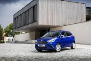Ford KA+ – premiera malucha na sterydach