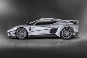 Mazzanti Evantra Millecavalli to najszybszy włoski samochód jaki kiedykolwiek powstał