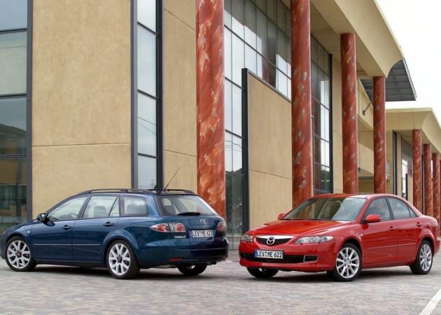 Używana Mazda 6 GG/GY 2.0 MZR-CD/CiTD [2002-2007] - poradnik kupującego